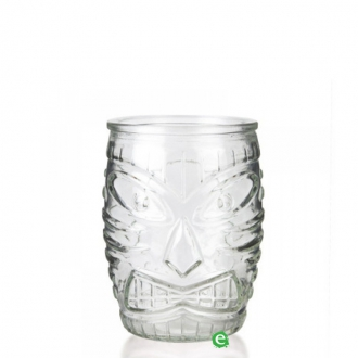 Mug ,Tiki Mug in vetro 47 cl