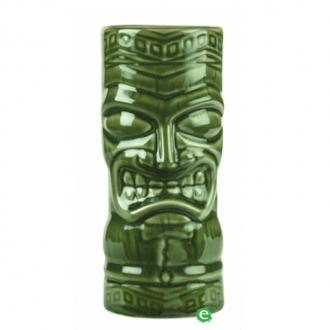 Mug ,Tiki Mug Verde 59.1 cl