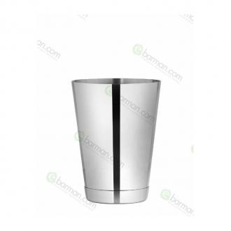 Shakers Boston ,Tin 500 ml bilanciato Acciaio Piazza