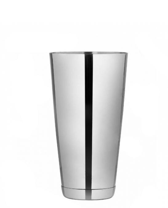 Shakers Boston ,Tin 900 ml bilanciato Acciaio Piazza