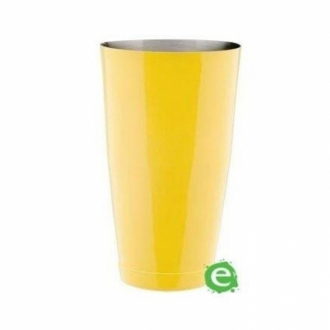 Shakers Boston ,Tin 900 ml bilanciato Giallo Piazza