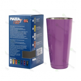 Shakers Boston ,Tin wfa 900 ml Viola lucido Piazza