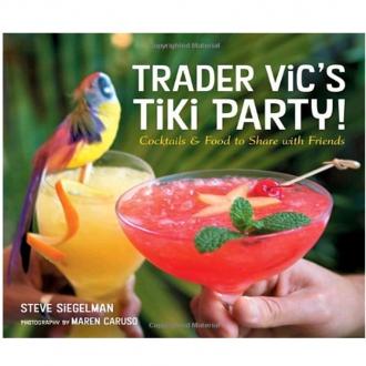 Libri ,Trader Vic's Tiki Party