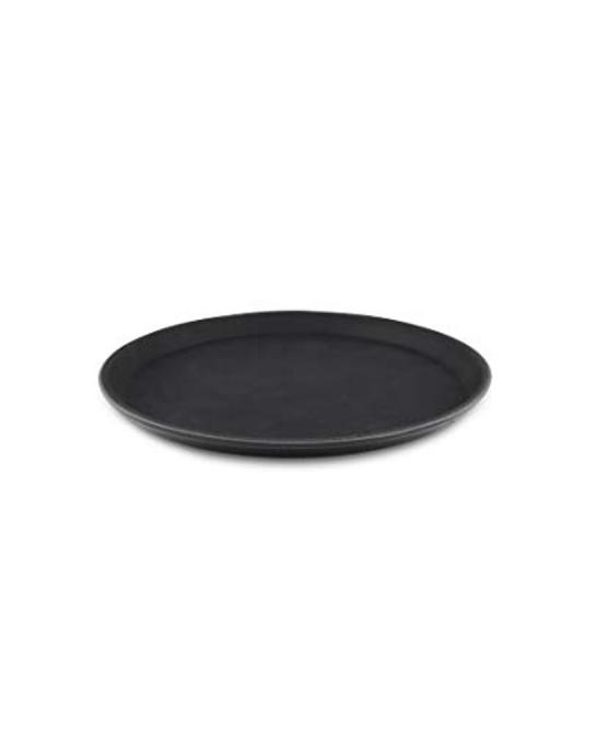 Accessori per Servizio Bar ,Vassoio antiscivolo gommato rotondo 27.5 cm