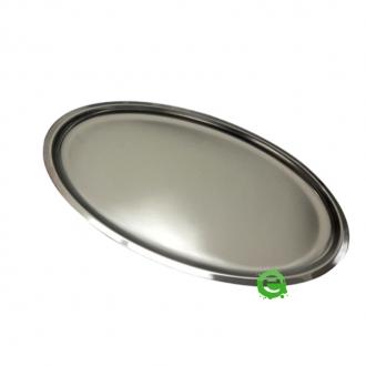 Accessori per Servizio Bar ,Vassoio Basic in acciaio inox 18/10 35x27 cm