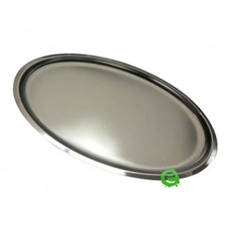 Accessori per Servizio Bar ,Vassoio Basic in acciaio inox 18/10 40x31 cm