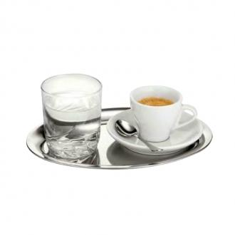 Caffetteria e Latte Art ,Vassoio espresso 23x17 cm