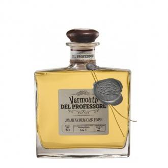 Prodotti Alcolici ,Vermouth del Professore Jamaican Rum Cask Finish 50 cl