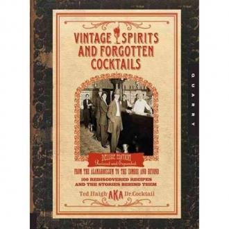 Libri ,Vintage Spirits and Forgotten Cocktails
