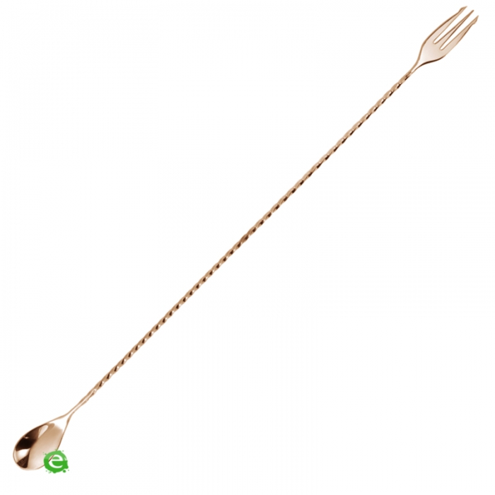 Bar Spoon Bar spoon Trident Rose Gold 45 cm