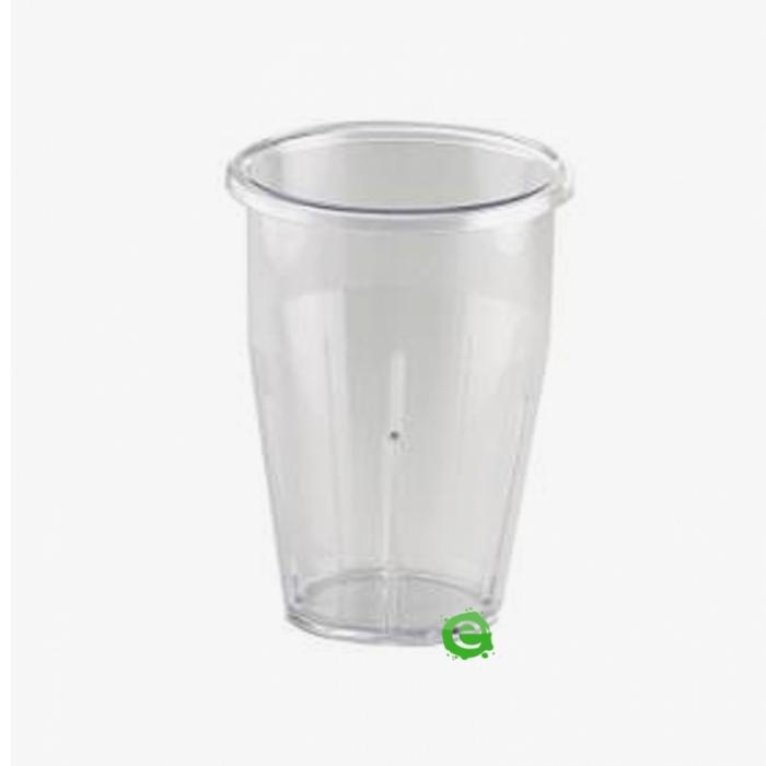 Accessori elettrici Bicchiere di ricambio Mixer Vema in policarbonato