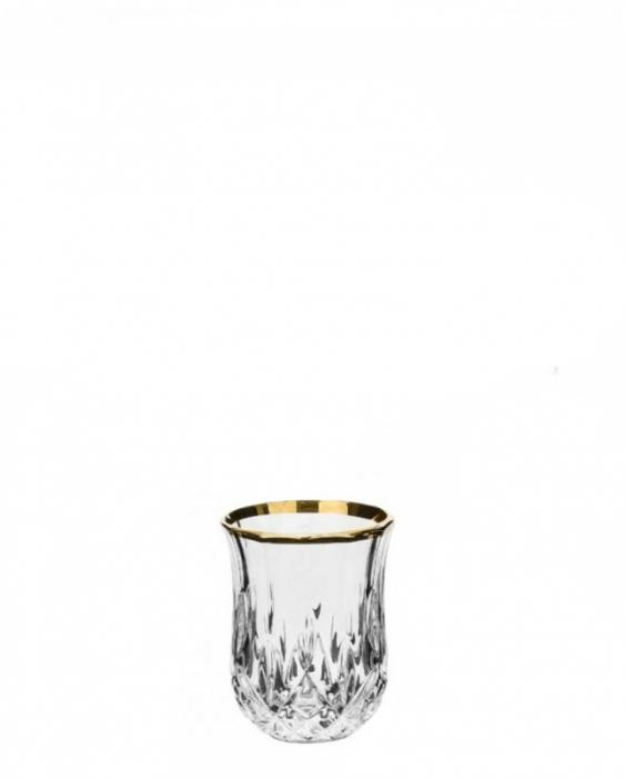 Bicchieri RCR Bicchiere Opera RCR oro 6 cl 6 pezzi