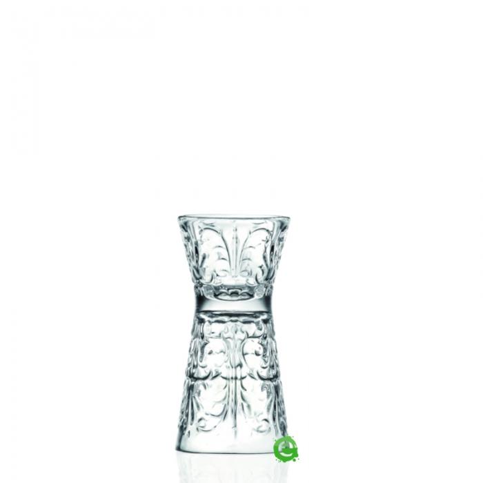 Bicchieri RCR Bicchiere RCR Clessidra/Jigger Tattoo 30/60 ml