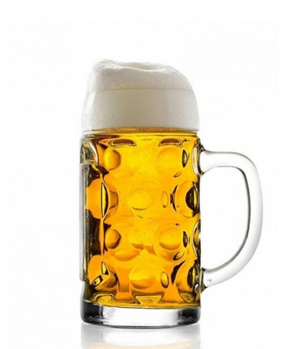 Bicchieri Birra Boccale Birra Isar 50 cl 6pz