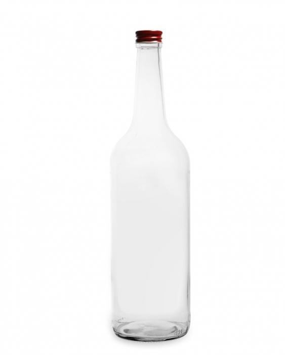 Accessori per Servizio Bar Bottiglia con tappo a vite 1 lt