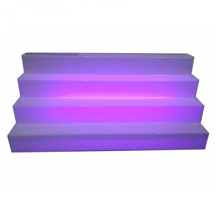 Moduli Bar e Bottigliere Bottigliera Illuminata a Led 16 colori