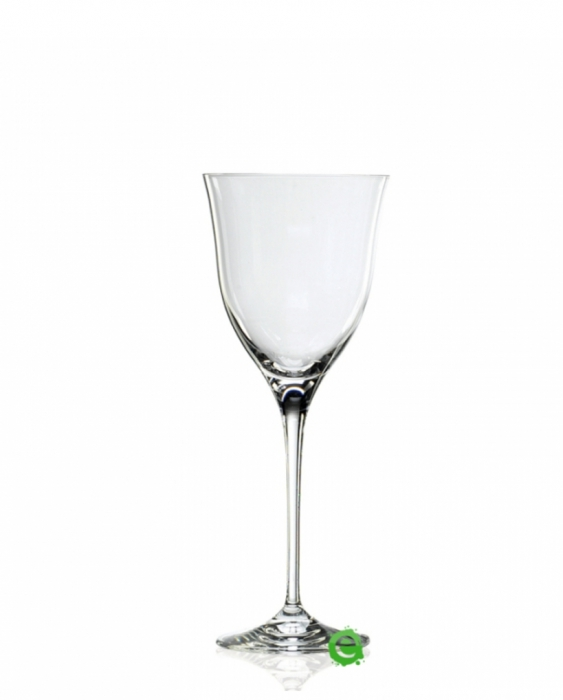 Bicchieri da Vino e Acqua Calice ebarman vini bianchi / Cocktail 24 cl 6 pz