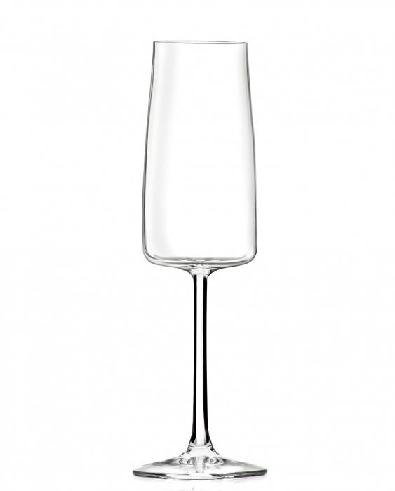 Bicchieri RCR Calice Essential RCR Flute 30 cl 6pz