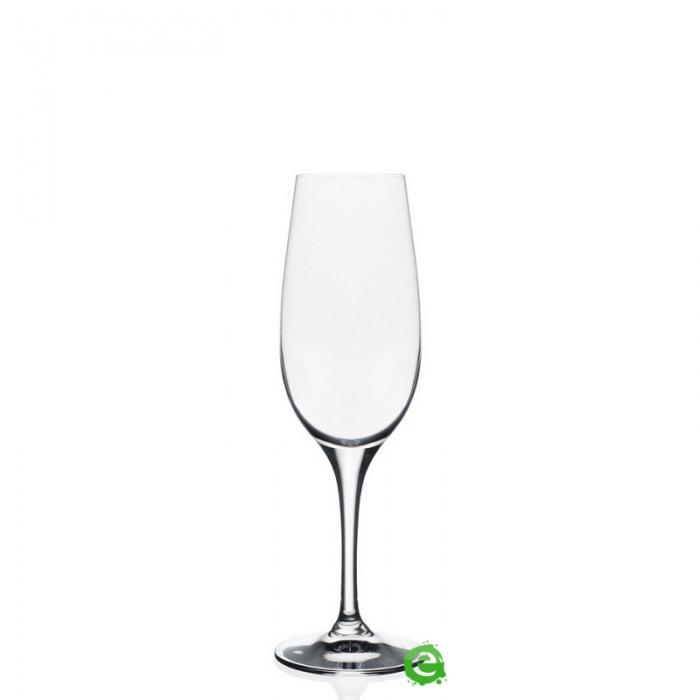 Bicchieri da Vino e Acqua Calice Flute 18 cl 6pz