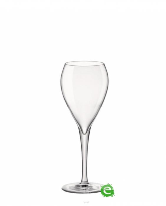 Bicchieri da Vino e Acqua Calice Flute o Crusta Inalto 15 cl 6pz