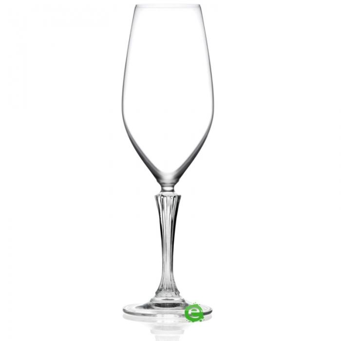 Bicchieri RCR Calice Glamour Flute RCR 44 cl 6pz