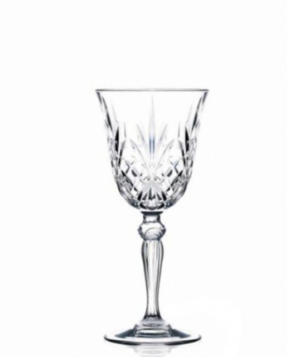 Bicchieri RCR Calice Melodia RCR Acqua 27 cl 6 pezzi
