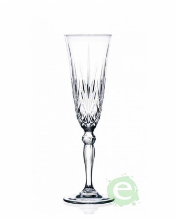 Bicchieri RCR Calice Melodia RCR Flute 16 cl 6pz