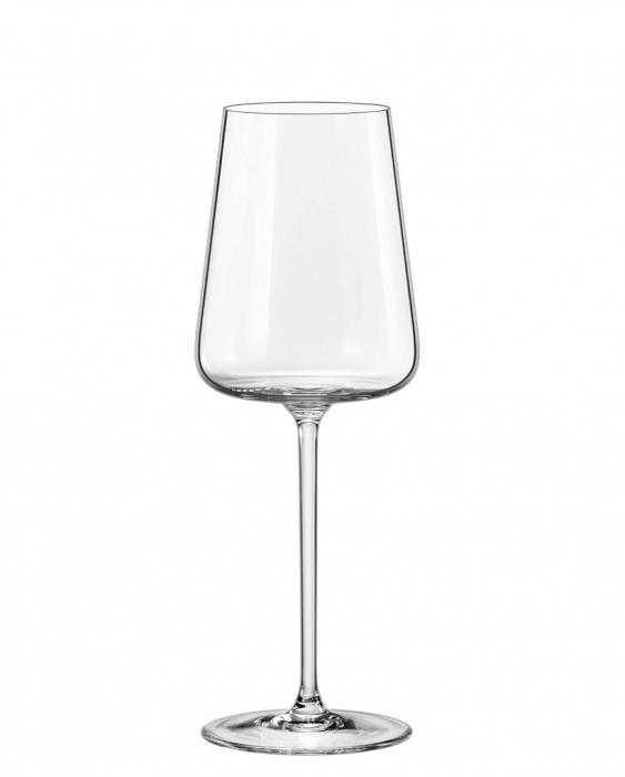 Bicchieri da Vino e Acqua Calice Mode vino bianco 36 cl 6 pezzi