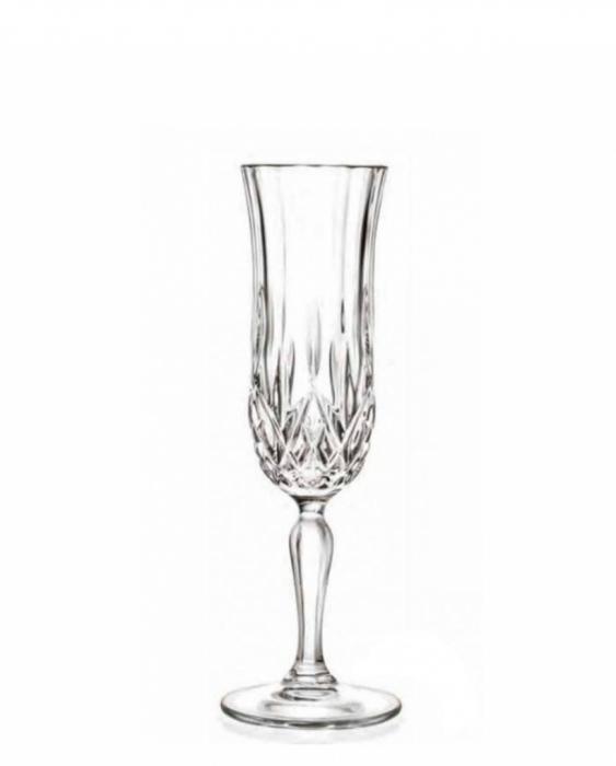 Bicchieri RCR Calice Opera RCR Flute 13 cl 6 pezzi