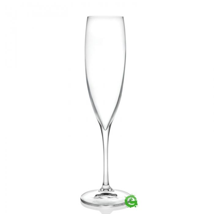 Bicchieri RCR Calice Wine Drop Flute RCR 24,1 cl 6pz