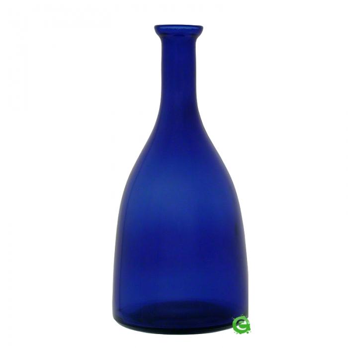 Bicchieri da Vino e Acqua Caraffa in vetro Blu per acqua 75 cl