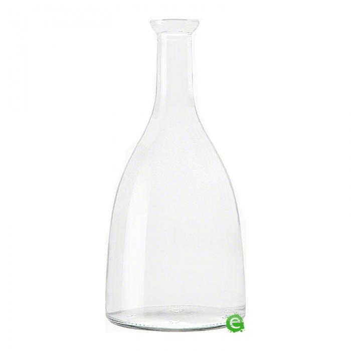 Bicchieri da Vino e Acqua Caraffa in vetro Trasparente per acqua 75 cl