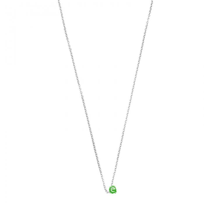 Abbigliamento per Barman Catena ciondolo in argento 925 50 cm