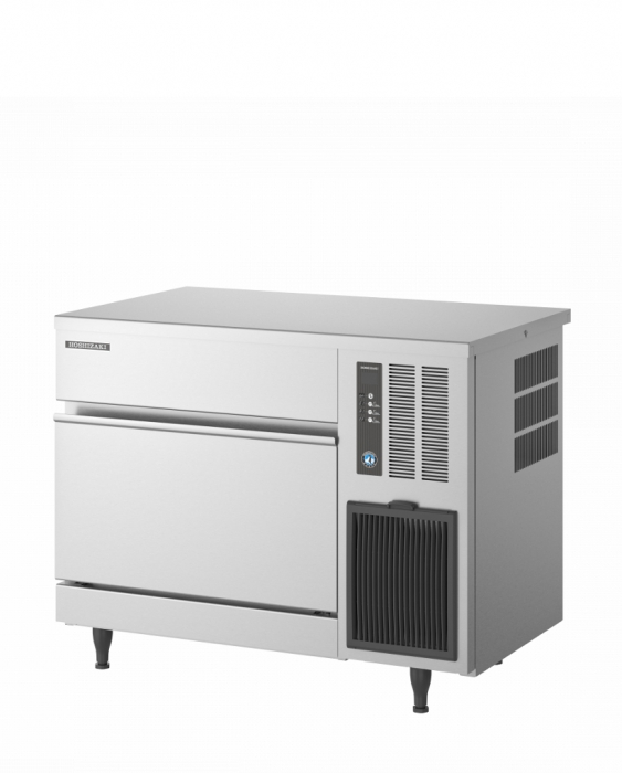 Macchina Ghiaccio Fabbricatore ghiaccio IM-100 CNE-HC cubetto pieno 23 g