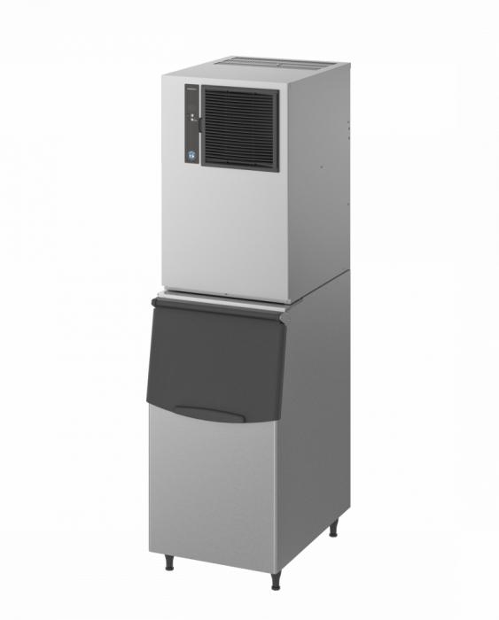 Macchina Ghiaccio Fabbricatore ghiaccio IM-240 ANE-HC cubetto pieno 31 g