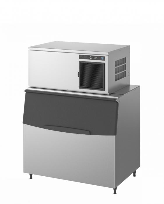 Macchina Ghiaccio Fabbricatore ghiaccio IM-240 DNE-HC cubetto pieno 31 g