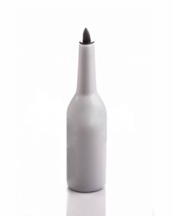Flair Bottle & Plastic pour Flair Bottle Bianca 75 cl