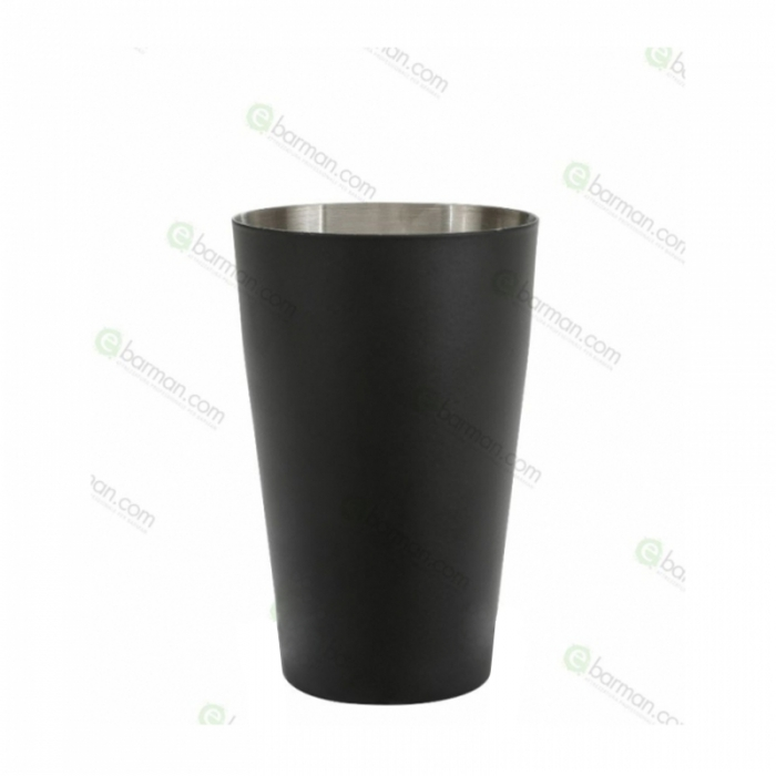 Ultimi in Stock Half tin 600 ml nero opaco non bilanciato