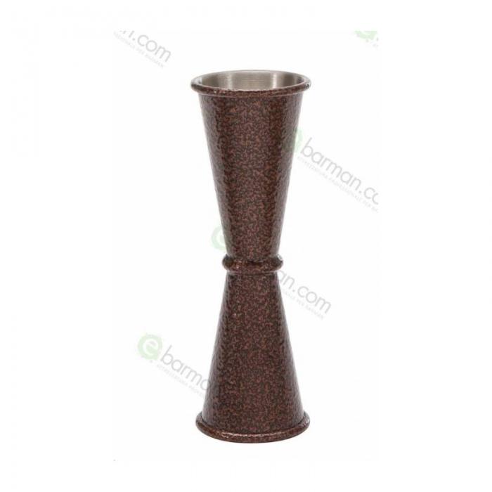Jiggers Jigger style japanese 45/50 ml Old Bronze