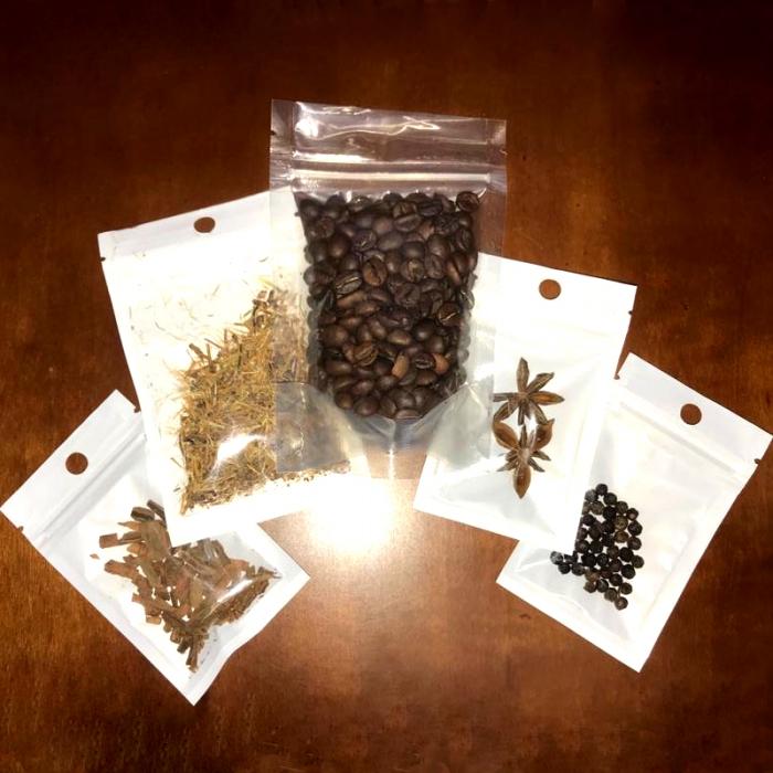 ebarman Spezie Store Kit per Bitter pronunciato al Caffè Homemade solo spezie