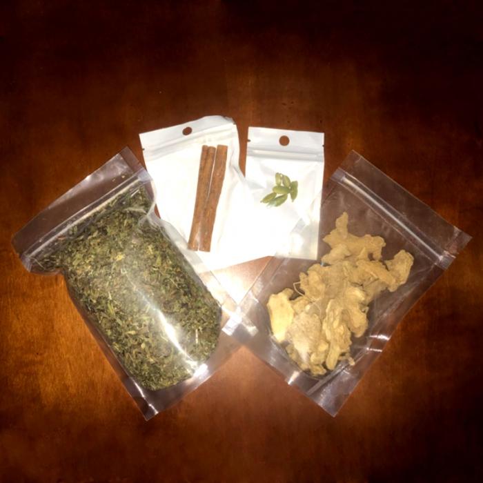 ebarman Spezie Store Kit per Bitter pronunciato al Dente di Leone Homemade solo spezie