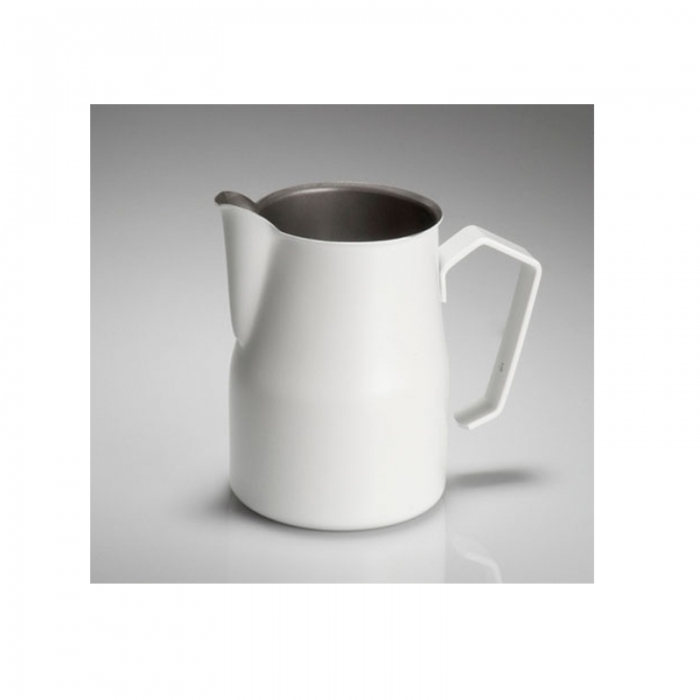 Caffetteria e Latte Art Lattiera professionale bianca 50 cl