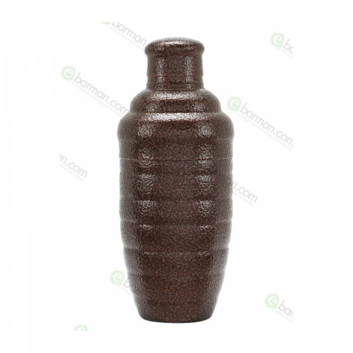 Shakers Cobbler Linea Economy Shaker Bomb Bronzo Antico 50 cl