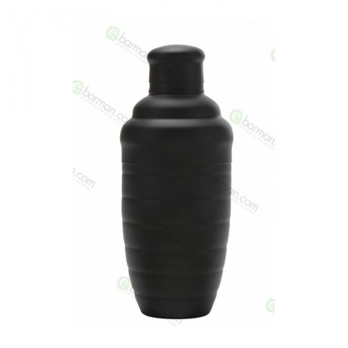 Shakers Cobbler Linea Economy Shaker Bomb Nero opaco 50 cl