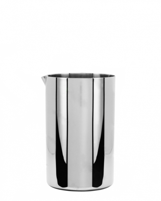 Mixing Glasses Mixing glass Acciaio Double Wall in acciaio inox 500 ml Originale Giapponese