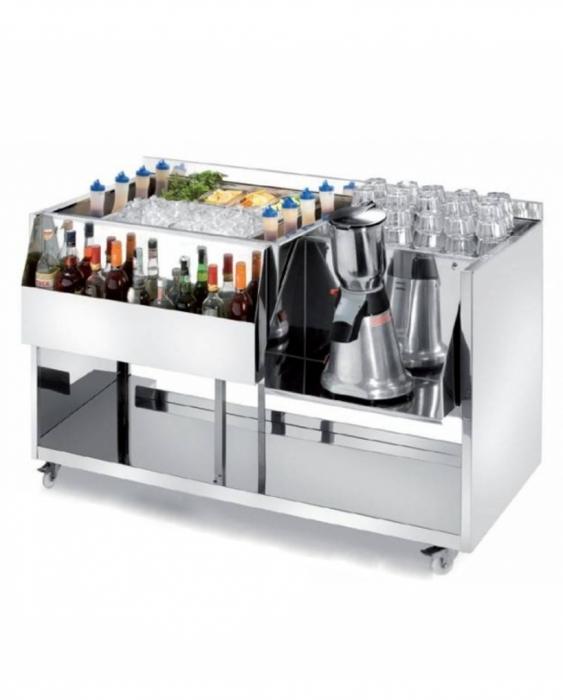 Moduli Bar e Bottigliere Modulo Bar M125