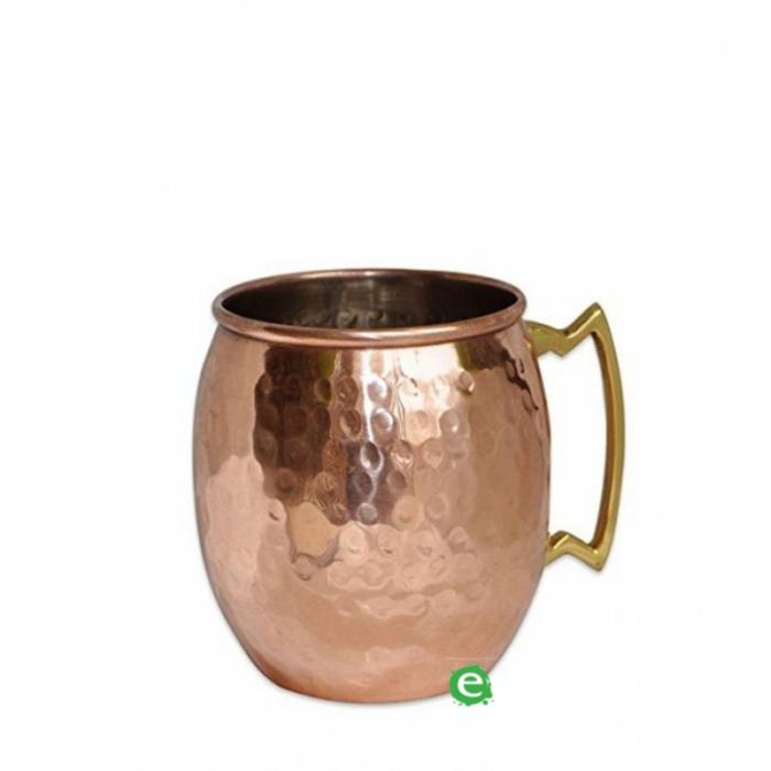 Offerte per Barman Moscow Mule mug martellato 45 cl