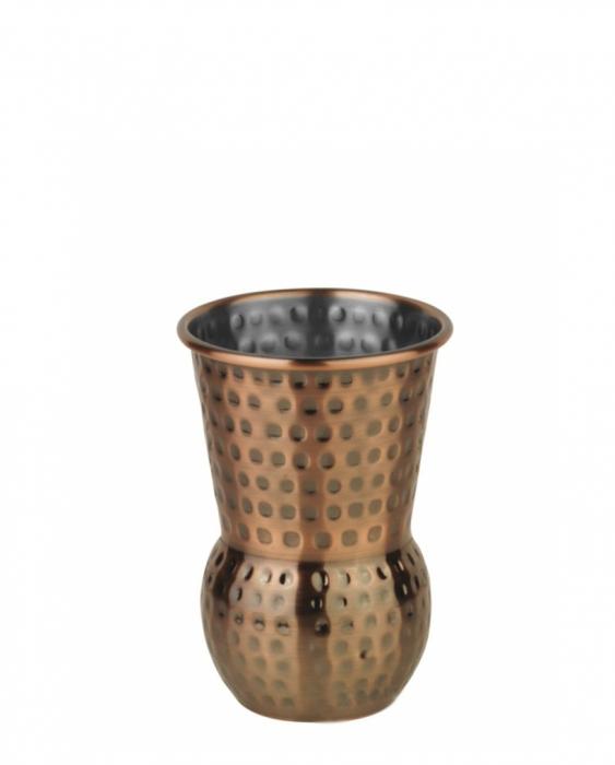 Mug Mug Martellata Rame Antico a campana 35.5 cl