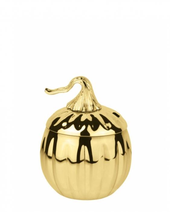 Mug Mug Pumpkin in acciaio color oro 70 cl
