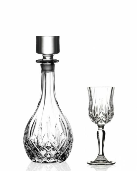 Bicchieri RCR Set Opera RCR Liquore 7 pezzi